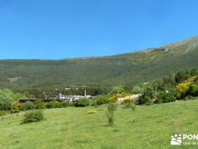 Cuerdas de La Pinilla y Las Berceras; viajes de verano, club de montaña;excursiones fin de semana